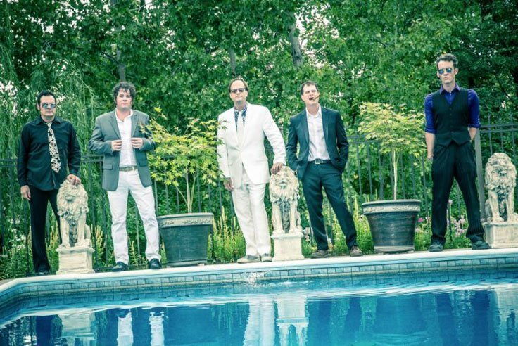 ELECTRIC SIX announce headline Belfast show @ The Limelight 2, Friday 22nd November 2019 1