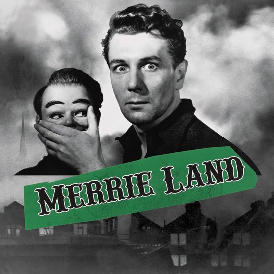 """THE GOOD, THE BAD & THE QUEEN Announce New Album: """"MERRIE LAND"""" Out 16th November - Listen to Track Damon albarn"""
