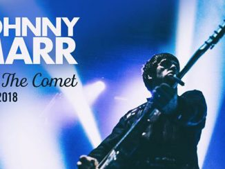 WIN: Tickets to see JOHNNY MARR @ Ulster Hall, Belfast Thursday 1st November 2018