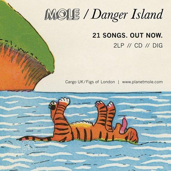 INTERVIEW: singer-songwriter MOLE discusses his debut album 'Danger Island' J. Maizlish Mole