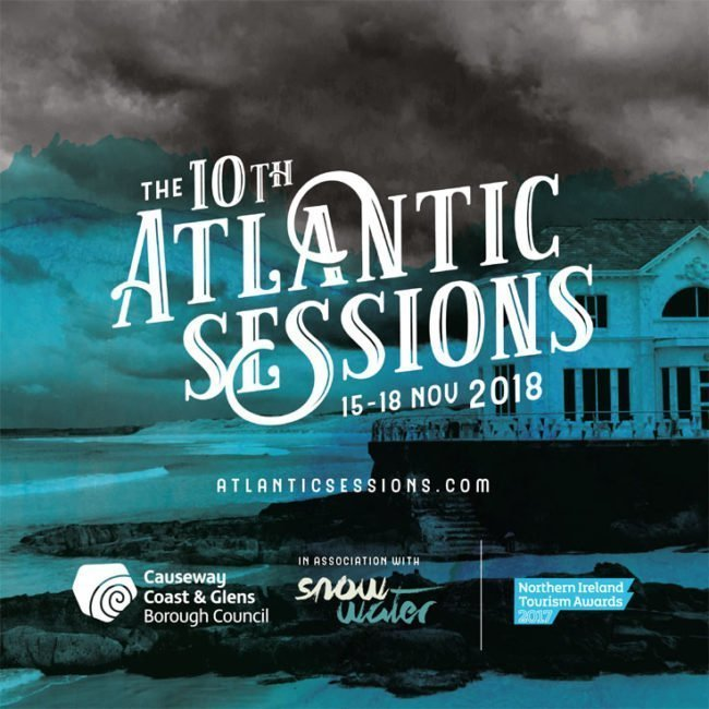 Headline Events Announced for ATLANTIC SESSIONS 2018 1