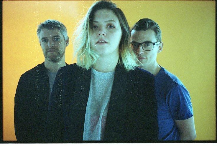 Dublin rock trio BITCH FALCON Share Video for 'Prime Number' - Watch Now