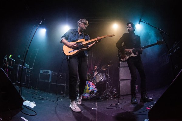 IN FOCUS// We Are Scientists, Arts Club Liverpool, 20/10/18 Clair McAllister