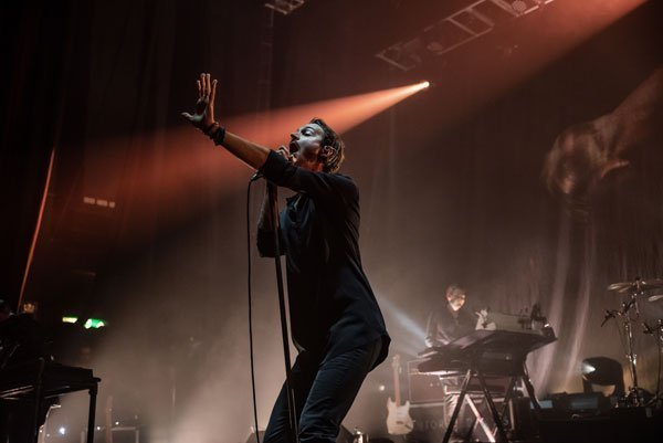 LIVE REVIEW: Editors Welcomed Back to Southampton EDITORS