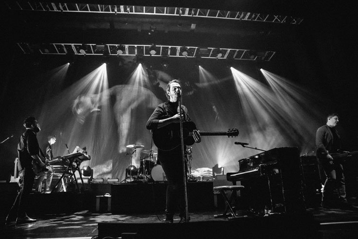 LIVE REVIEW: Editors Welcomed Back to Southampton 1