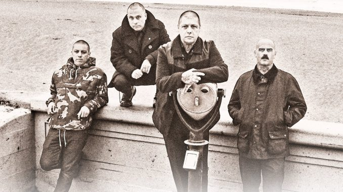 THE OLD FIRM CASUALS Announce Belfast Show @ THE EMPIRE MUSIC HALL, 31st January 2019