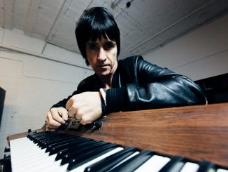 "INTERVIEW: Johnny Marr – ""It always amazes me what you can do with a piece of wood and six bits of wire ."" 1"