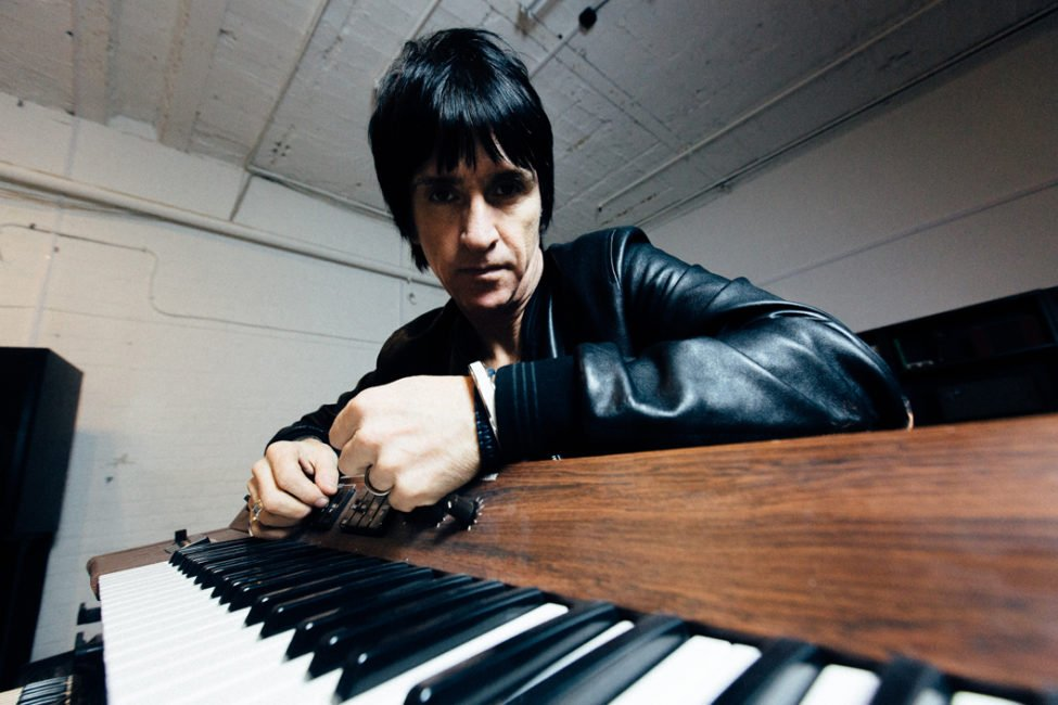 """INTERVIEW: Johnny Marr – """"It always amazes me what you can do with a piece of wood and six bits of wire ."""" 1"""