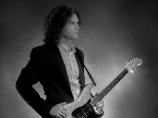 "The Killers' Dave Keuning Releases Debut Single ""Restless Legs"" from Debut Album Prismism Released January 25th"