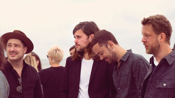 MUMFORD & SONS to Play The SSE Arena, Belfast: Sunday 18th November 2018