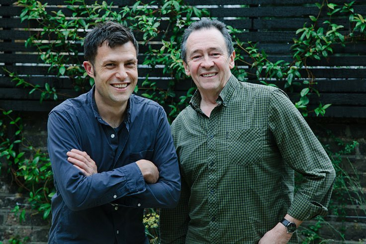Former Maccabees frontman ORLANDO WEEKS & comedian PAUL WHITEHOUSE team up for 'THE GRITTERMAN' Christmas live shows 1