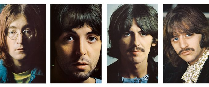 THE BEATLES reveal three unreleased versions of 'While My Guitar Gently Weeps'... 1