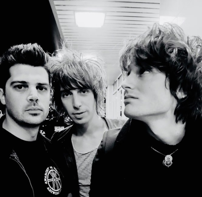 TRAMPOLENE share new single THE ONE WHO LOVES YOU - Listen Now
