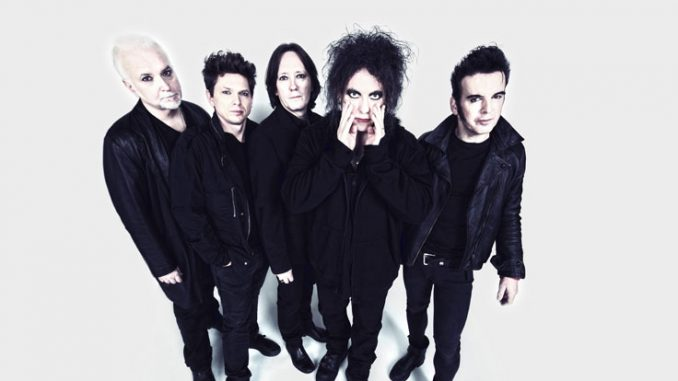 THE CURE are coming to Ireland - 40 years of hits and more - Malahide Castle, Saturday 8th June 2019 2