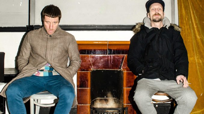 SLEAFORD MODS Announce Headline Belfast Show at THE LIMELIGHT 1, Thursday 7th February 2019