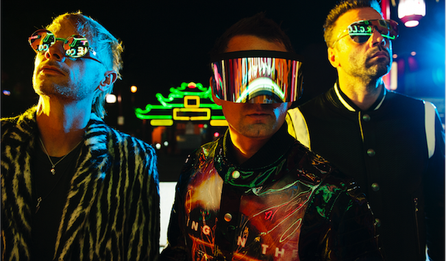 MUSE Announce the Simulation Theory World Tour
