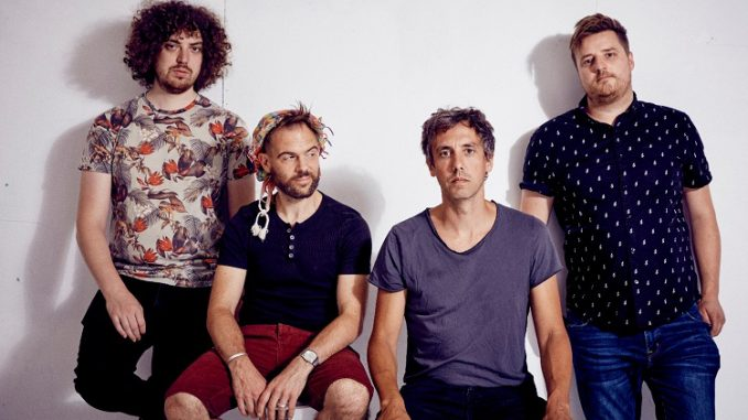 London Four-Piece RIVER FURY Release New Single COMFORT IS BEING FOOLED - Listen Now