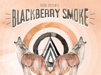 BLACKBERRY SMOKE play Belfast's Telegraph Building tonight, Tuesday, November 06th 2018
