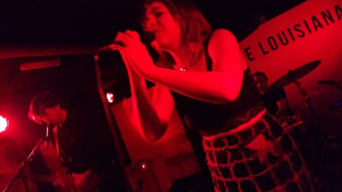 LIVE REVIEW: Estrons - The Louisiana, Bristol - 08/11/2018