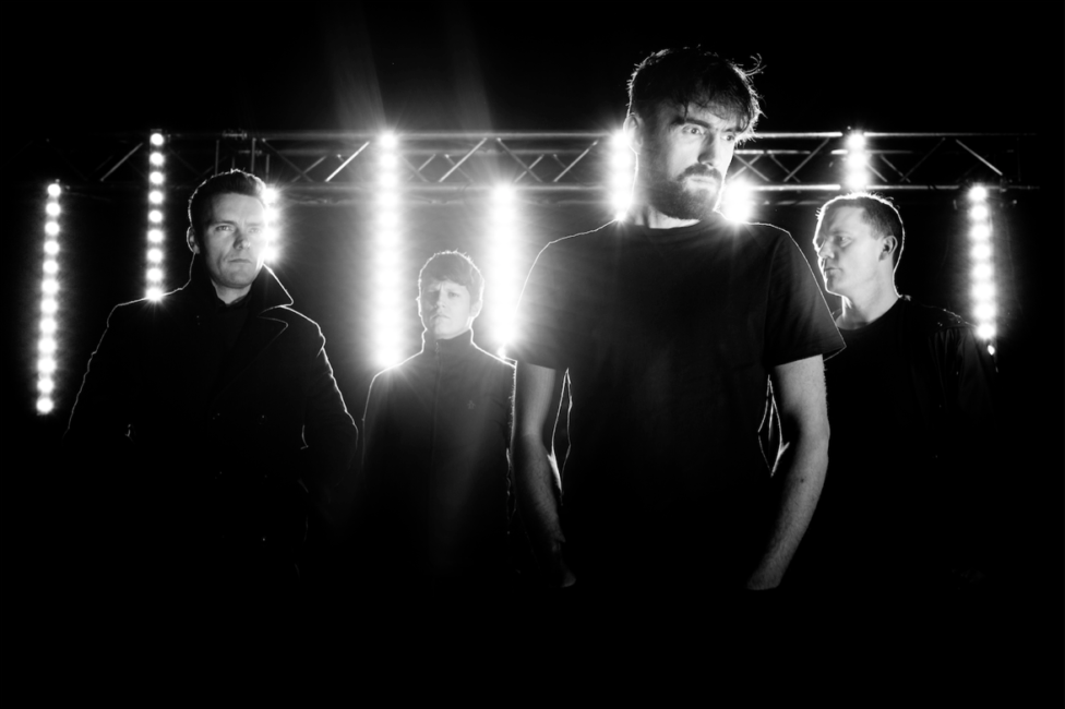 THE SLOW READERS CLUB release new single 'On The TV' - Listen Now