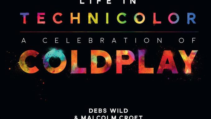 Debs Wild Author of 'Life In Technicolor' A Celebration Of Coldplay to take part in Reddit AMA 3