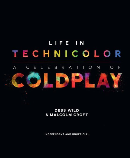 Debs Wild Author of 'Life In Technicolor' A Celebration Of Coldplay to take part in Reddit AMA 2