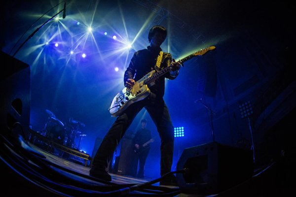 IN FOCUS// Johnny Marr at The Ulster Hall, Belfast, 01/11/18 Belfast