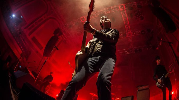 IN FOCUS// Johnny Marr at The Ulster Hall, Belfast, 01/11/18 1