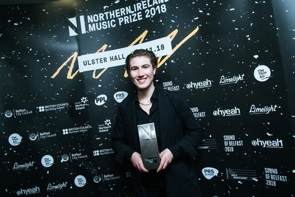 The Wood Burning Savages, ROE and Kitt Philippa triumph at the Northern Ireland Music Awards 2018 Brand New Friend