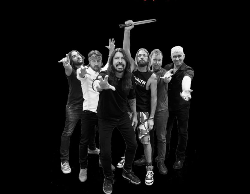 FOO FIGHTERS Announced for BELFAST VITAL 2019 at Boucher Road Playing Fields, Belfast: Monday 19 August 2019