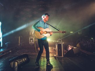 GERRY CINNAMON is bringing his headline show to Belfast for a night at the Ulster Hall on 7th March. 1