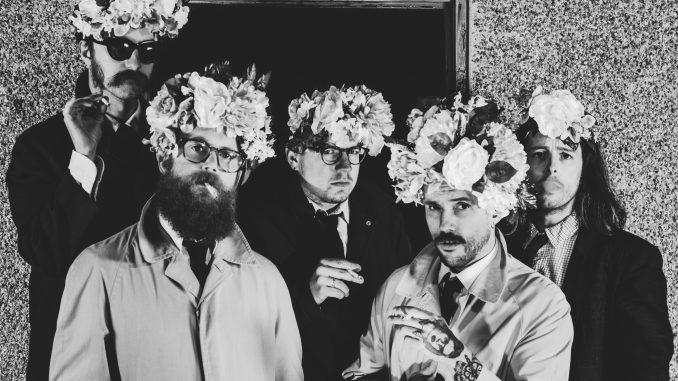 IDLES Confirm 2019 UK & EU Tour 2