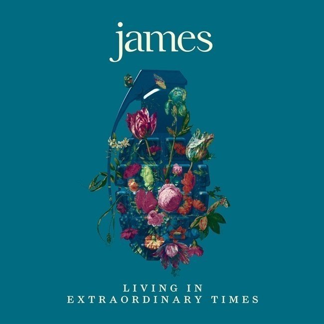 INTERVIEW: James' bassist Jim Glennie discusses new album 'Living in Extraordinary Times.' James