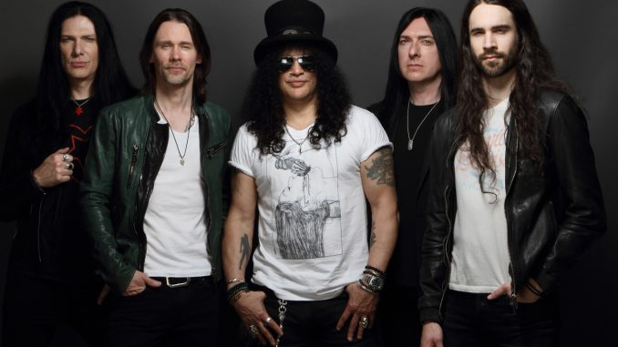 SLASH Announced for BELSONIC 2019, Wednesday 12th June 2019 1