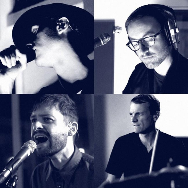 MAXIMO PARK announce the release of 'live in the studio' film As Long As We Keep Moving 1