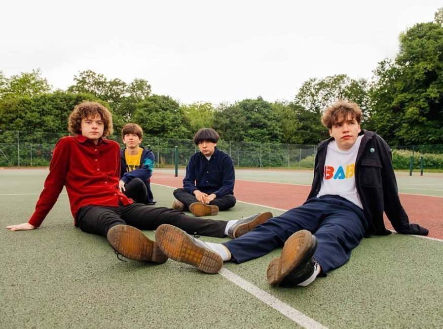 Liverpool four-piece SPINN announce a headline Belfast show at the Oh Yeah Music Centre, March 1st 2019