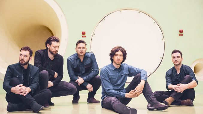 "SNOW PATROL Perform ""What if This is All the Love You Ever Get?"" on The Late Late Show With James Corden"