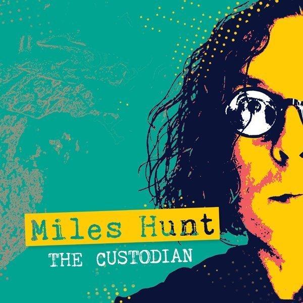 INTERVIEW: The Wonder Stuff's Miles Hunt discusses solo album 'The Custodian' Miles Hunt