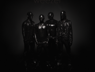 WEEZER Announce (THE BLACK ALBUM) set for release, March 1, 2019