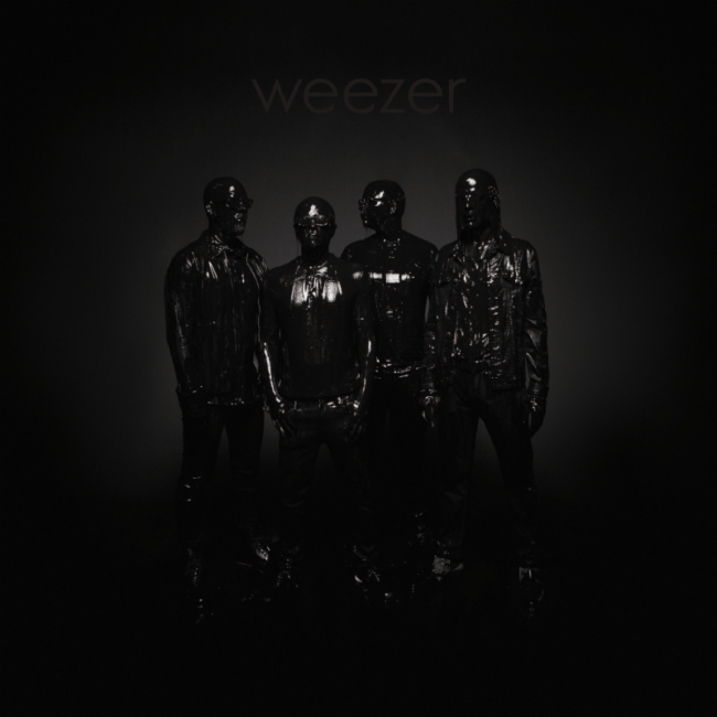 weezer announce the black album set for release march 1 2019