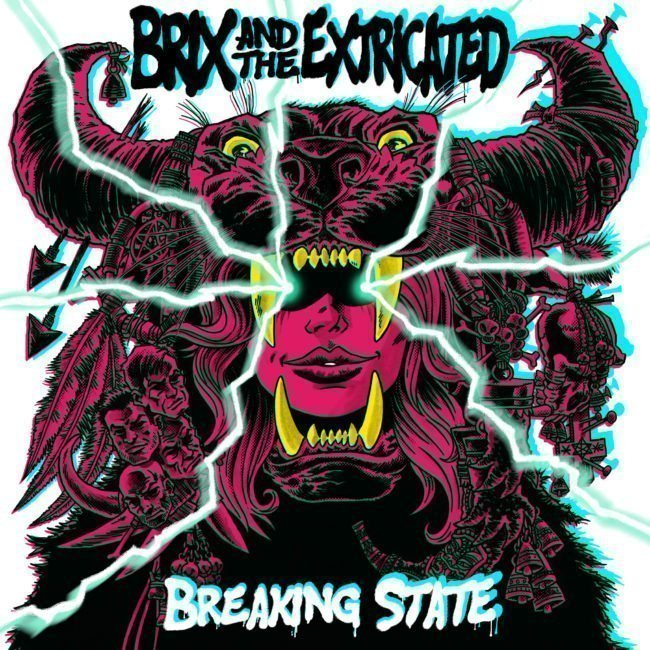 ALBUM REVIEW: Brix & the Extricated - Breaking State 3