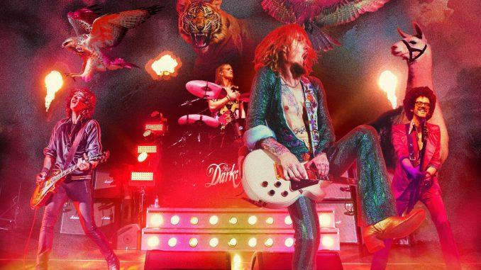 THE DARKNESS release 'Christmas Time (Don't Let The Bells End)' Live At Hammersmith