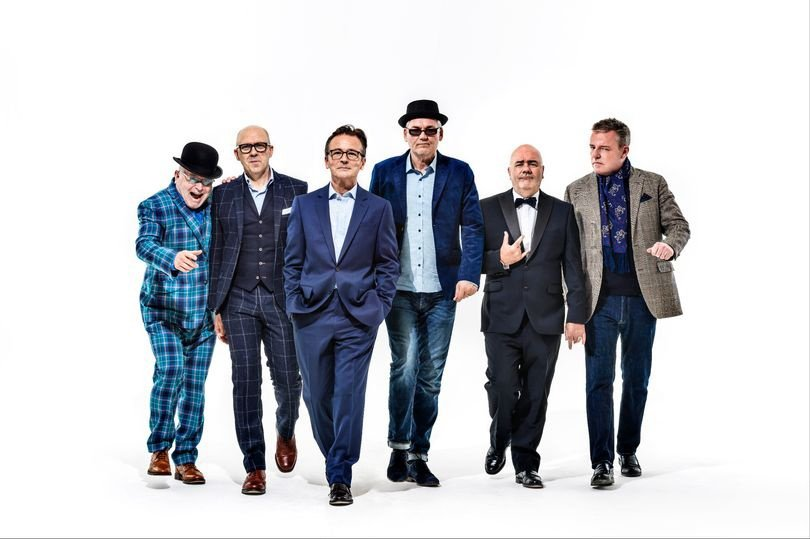 MADNESS Announce CUSTOM HOUSE SQUARE, Belfast Show, August 20th 2019