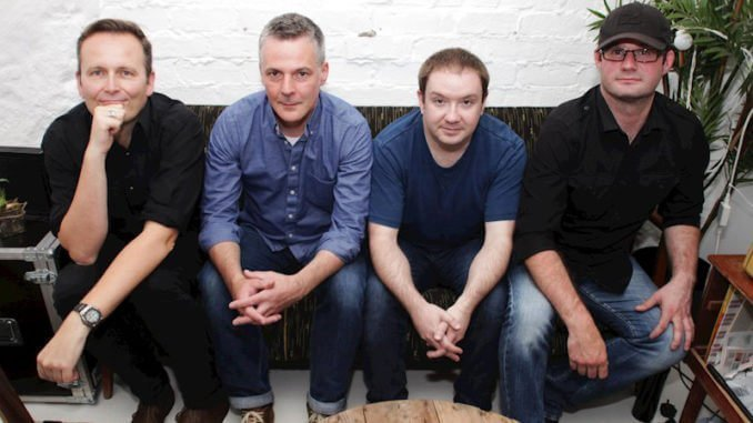 PILOTCAN release their first new material in fourteen years