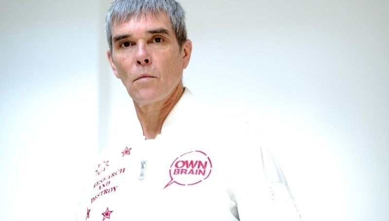 IAN BROWN has today released a new track, 'Black Roses' - Listen Now