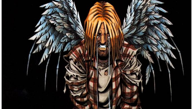 BOOK REVIEW: Godspeed: The Kurt Cobain Graphic Novel