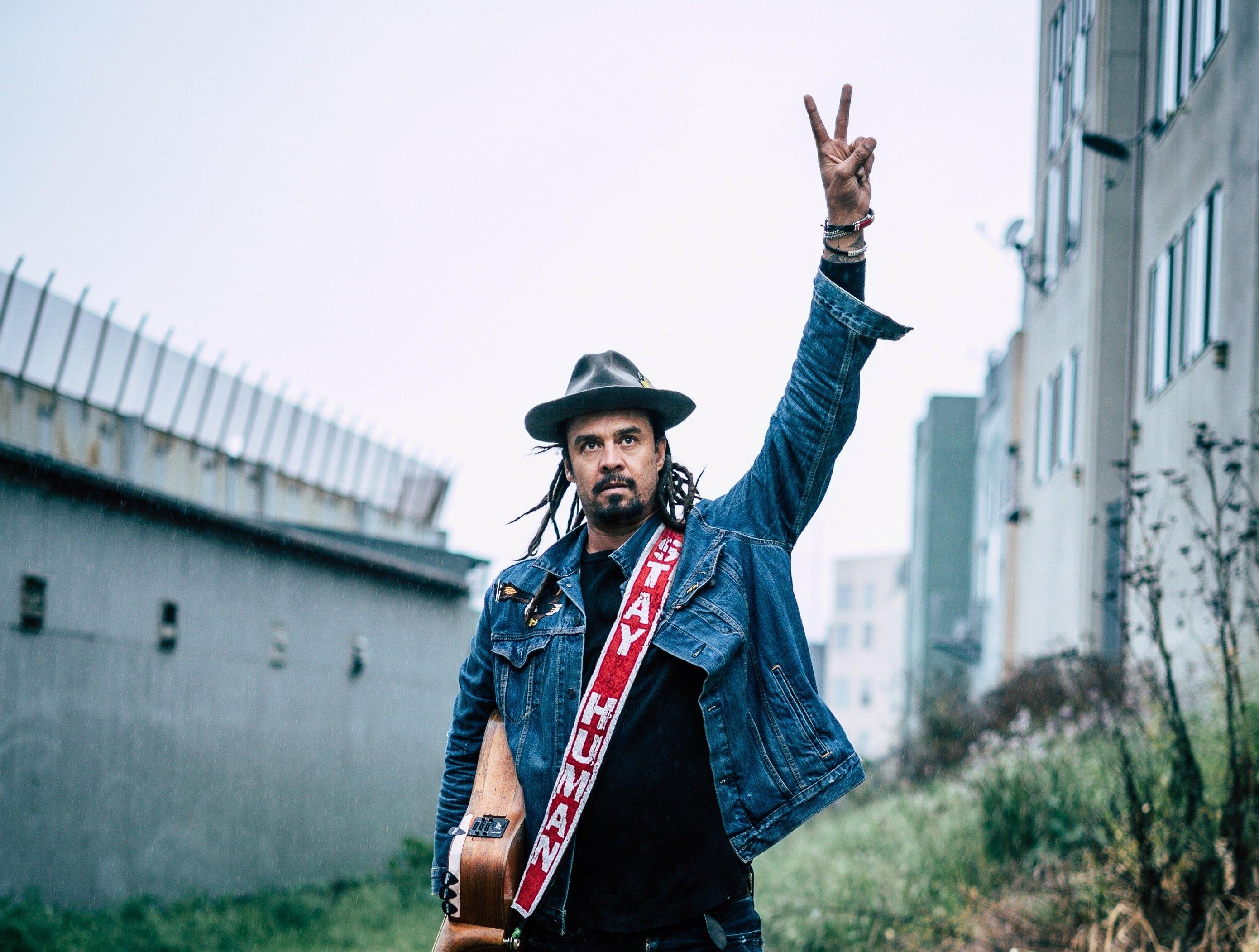 TRACK PREMIERE: Michael Franti - 'Nobody Cries Alone' - Listen Now