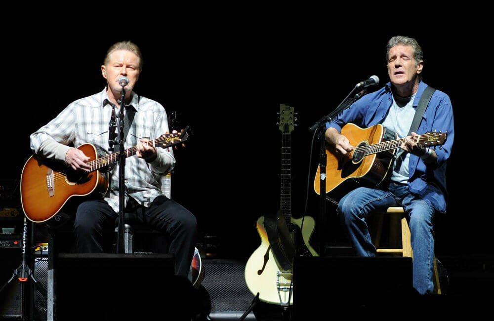 THE EAGLES to tour the UK with late Glenn Frey's son