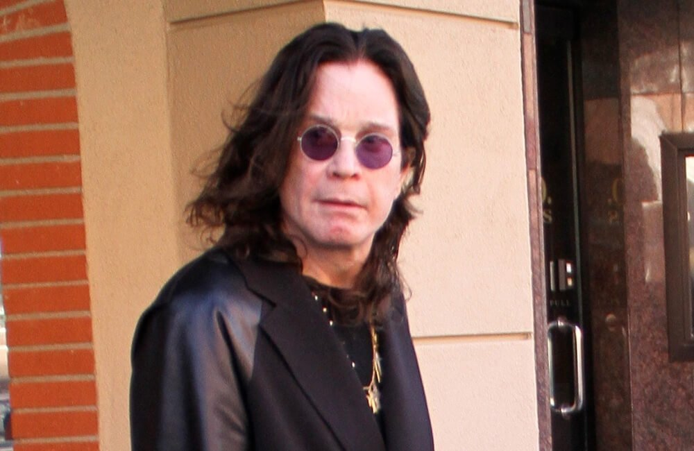 OZZY OSBOURNE isn't quitting touring