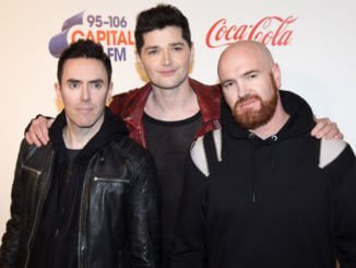 The Script hail James Arthur 'fantastic artist' despite lawsuit